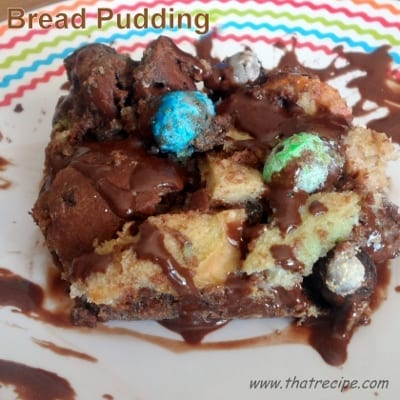 Bread Pudding - That Recipe
