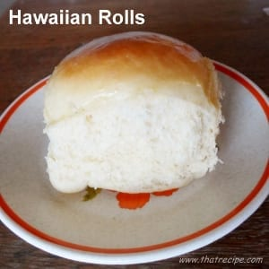 Hawaiian Bread or Rolls - thatrecipe.com