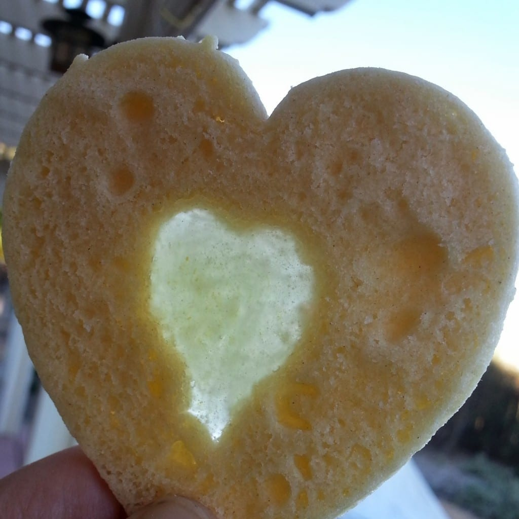 Valentine's Day Stained Glass Cookies - thatrecipe.com