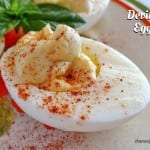 Basic Deviled Eggs with many variations