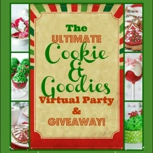THe Ultimate Cookie and Goodies Virtual Party