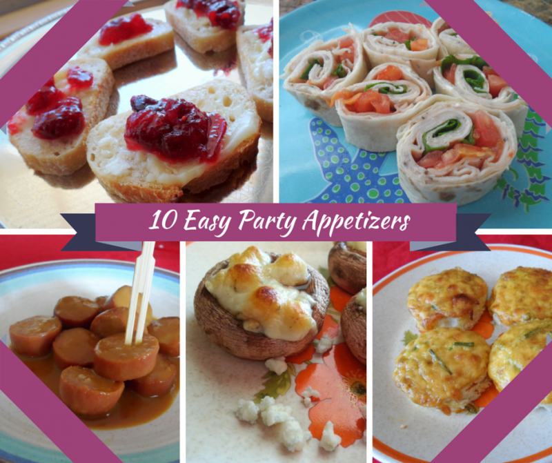 easy party appetizers 10 easy appetizers 10257
