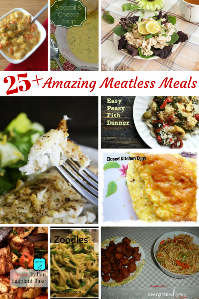 25+ Dinner Recipes for Lent