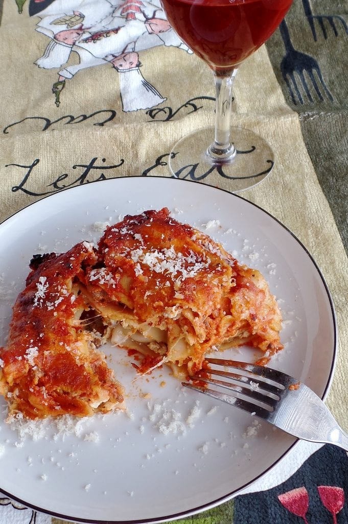 Barilla 4 layer lasagna recipe