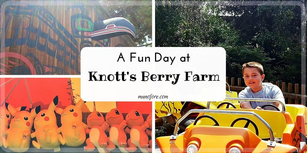 A fun Day at Knotts Berry Farm http://munofore.com/wp/2016/07/fun-day-knotts-berry-farm/