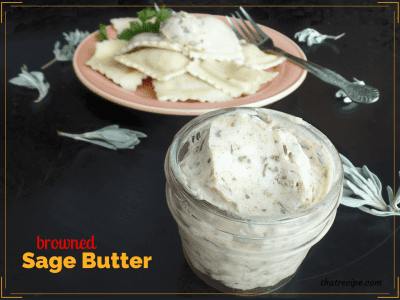 Browned Sage Butter