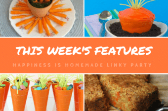 We are Crazy for Carrots on #HappinessIsHomemade This Week!