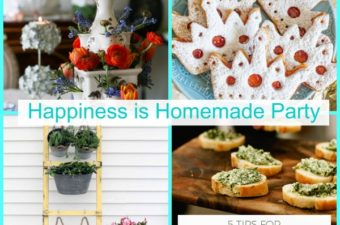 Happiness is Homemade features