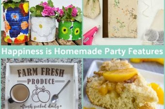 Mother's Day Ideas on Happiness is Homemade