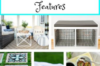 DIY Summer Features on Happiness is Homemade