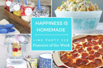 Picnic Time on Happiness is Homemade