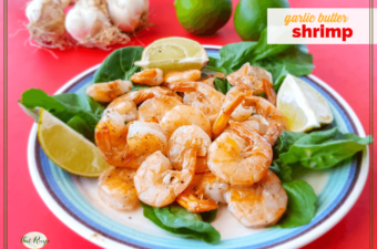 Delicious Garlic Butter Shrimp Ready in 20 Minutes