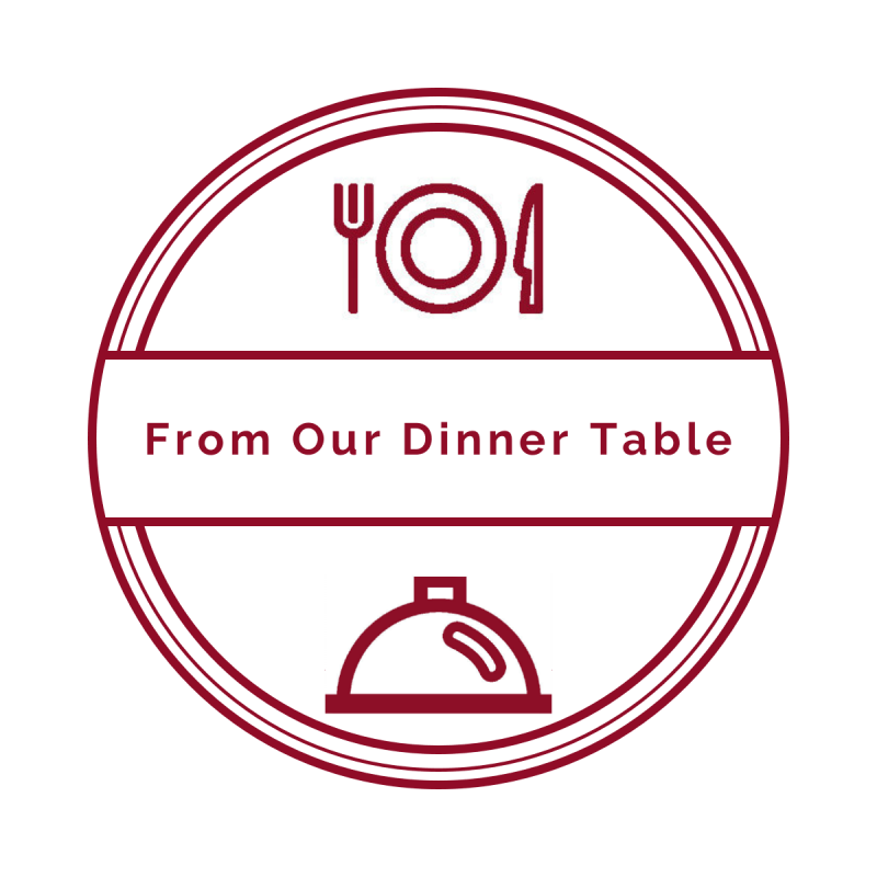 Our family table logo